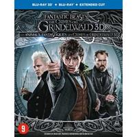 Fantastic Beasts - The Crimes Of Grindelwald (3D) 3D Blu-ray