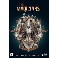 Magicians - Seizoen 3 DVD