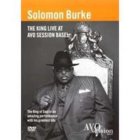 Solomon Burke - King Live At Avo Sessions