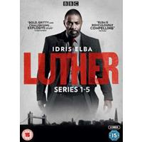 Luther - Complete collection (Blu-ray)