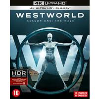 Westworld - Seizoen 1 (4K Ultra HD En Blu-Ray)