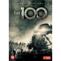 The 100 - Seizoen 1-3 (DVD)