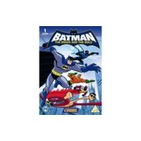 Batman The Brave And The Bold DVD