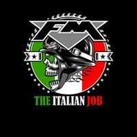 FM - The Italian Job (Bluray)