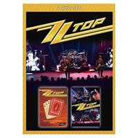 ZZ Top - Live In Germany + Live At Montreux