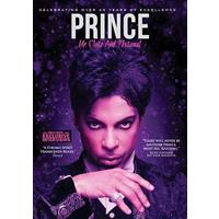 Prince - Up Close & Personal