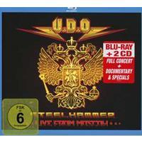 U.D.O. - Steelhammer -.. -CD+Blry-