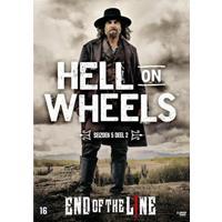 Hell on wheels - Seizoen 5 deel 2 (DVD)