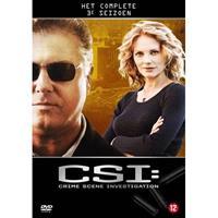 CSI: Crime Scene Investigation - Seizoen 3 DVD