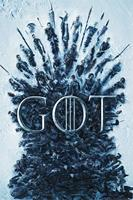 Pyramid International Game of Thrones Poster Pack Throne Of The Dead 61 x 91 cm (5)