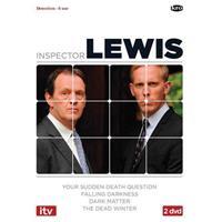 Inspector Lewis - Het beste van 4 (DVD)