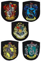 Cinereplicas Harry Potter Patches 5-Pack House Crests