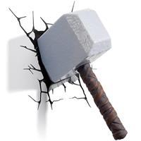 3Dlight Marvel 3D LED Light Thor Hammer