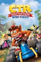 Pyramid International Crash Team Racing Poster Pack Race 61 x 91 cm (5)