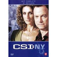 CSI New York - Seizoen 1 (DVD)