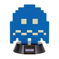 Paladone Products Pac-Man 3D Icon Light Turn To Blue Ghost 10 cm