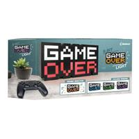 Paladone Products Game Over lamp