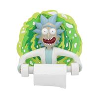 Nemesis Now Rick and Morty Toilet Roll Holder Rick