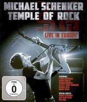 Michael Schenker - Temple Of Rock - Live In Europe
