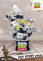 Beast Kingdom Toys Toy Story D-Stage PVC Diorama Special Edition 15 cm
