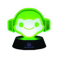 Paladone Products Overwatch 3D Icon Light Lucio 10 cm