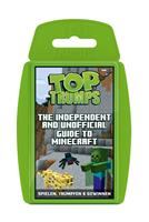 Winning Moves Independent & Unofficial Guide to Minecraft Card Game Top Trumps *German Version*
