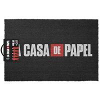 GPE Money Heist Doormat Logo 40 x 60 cm