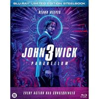John Wick 3 (Steelbook) Blu-ray