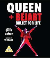 Maurice Queen/bejart - BALLET FOR LIFE LIVE DEL ED Blu-ray