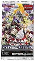Konami Yu-Gi-Oh! TCG Fists of the Gadgets Booster Pack
