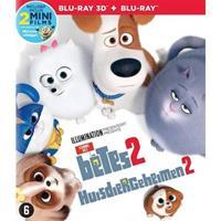 Huisdiergeheimen 2 (3D) Blu-ray