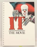 SD Toys Stephen King's It 1990 Notebook Movie Poster