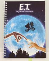 SD Toys E.T. the Extra-Terrestrial Notebook Movie Poster
