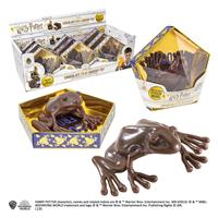 Noble Collection Harry Potter Replica Squishy Chocolate Frog Display (9)