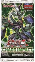 Konami Yu-Gi-Oh! TCG Chaos Impact Booster Pack