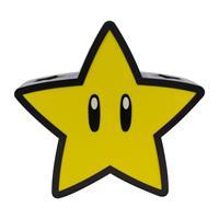 Paladone Products Super Mario Bros. Light Super Star