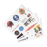 Paladone Products Star Wars Episode 9 Gadget Decals Iconic Characters