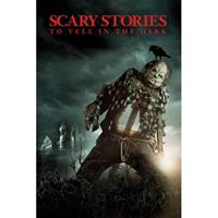 Scary stories to tell in the dark (Blu-ray)