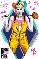 GB eye Birds of Prey Poster Pack Harley Quinn 61 x 91 cm (5)
