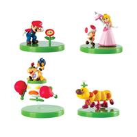 Tomy Super Mario Buildable Figures Mystery Pack Display (12)