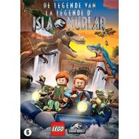 Lego jurassic world - Legend of Isla Nublar (DVD)