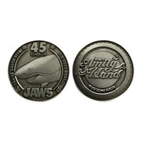FaNaTtik Jaws Collectable Coin 45th Anniversary Limited Edition
