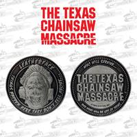 FaNaTtik Texas Chainsaw Massacre Collectable Coin Leatherface Limited Edition