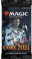 Wizards of The Coast Magic the Gathering - Core 2021 Boosterpack