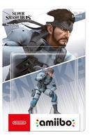 Nintendo amiibo Super Smash Bros. Collection Snake Video Game Figure 10001811