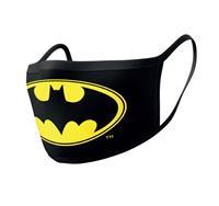 Pyramid International Batman Face Masks 2-Pack Logo