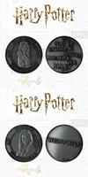 FaNaTtik Harry Potter Collectable Coin 2-pack Dumbledore's Army: Hermione & Ginny Limited Edition