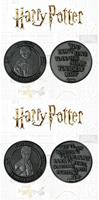 FaNaTtik Harry Potter Collectable Coin 2-pack Dumbledore's Army: Harry & Ron Limited Edition