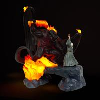 Paladone Products Lord of the Rings LED-USB-Light The Balrog Vs Gandalf 41 cm