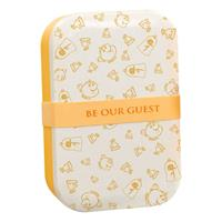 Funko Disney Bamboo Lunch Box Be Our Guest